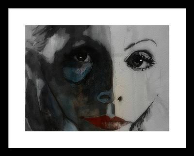 Greta Framed Prints