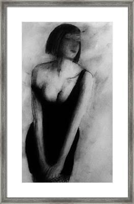 Gretta Framed Print by Michael Cross