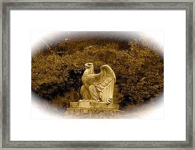 Griffin Framed Print
