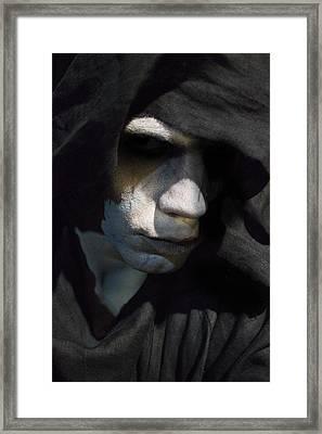 Grim Reaper Pt. 2 Framed Print by Kyle Rea