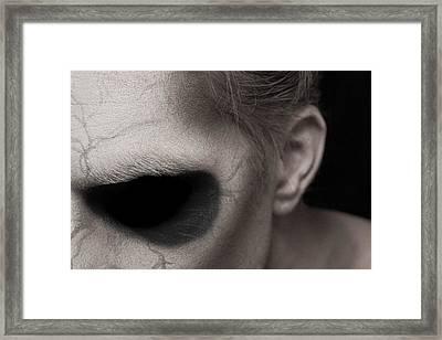 Grim Reaper Pt. 4 Framed Print by Kyle Rea