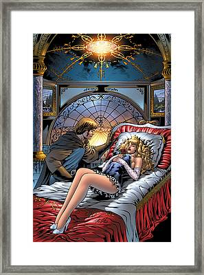 Grimm Fairy Tales 05 Framed Print by Zenescope Entertainment