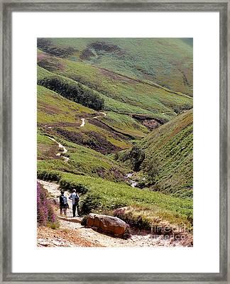 Grindsbrook Booth Framed Print by Darren Burroughs