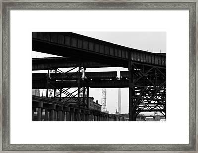 Grit Framed Print by Scott Rackers