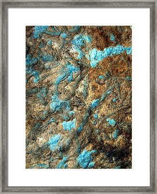 Gritty Framed Print by Tom Druin