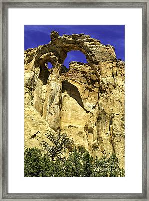 Grosvenors Arch Framed Print