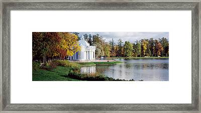 Grotto, Catherine Park, Catherine Framed Print by Panoramic Images