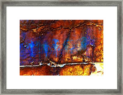 Grotto Hunt Framed Print