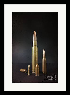 Bullet Framed Prints