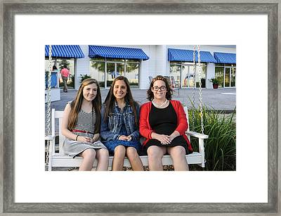 Group01 Framed Print by Shelby Crawford