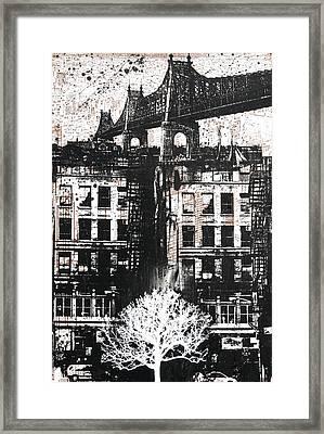 Grow Higher Framed Print by 624713art