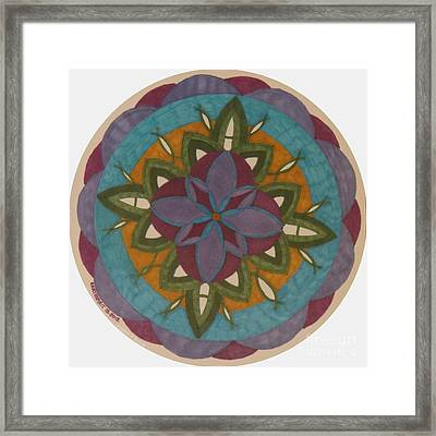 Growth Framed Print by Janet Berch