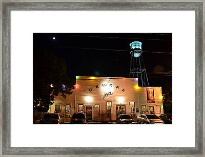Gruene Hall Framed Print by David Morefield