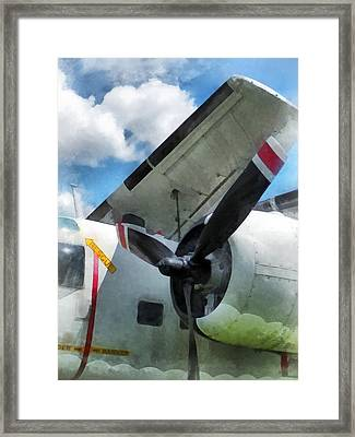 C-1a Trader Framed Print by Susan Savad