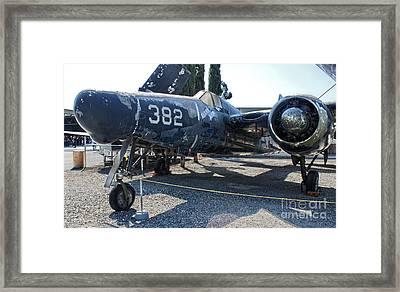 Grumman Tigercat F7f-3n  -  03 Framed Print by Gregory Dyer