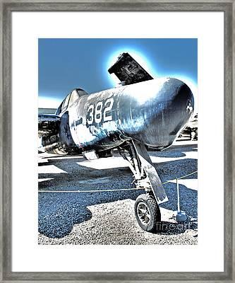 Grumman Tigercat F7f-3n  -  04 Framed Print by Gregory Dyer