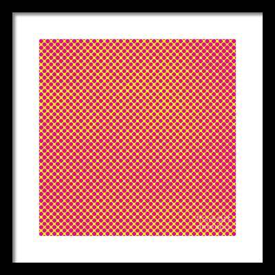 Overlay Digital Art Framed Prints