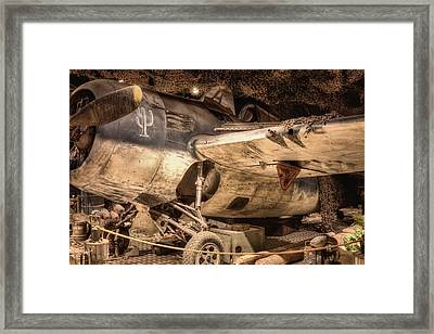Guadalcanal Framed Print by JC Findley