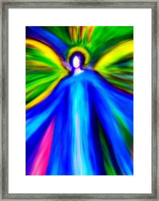 Guardian Angels  Framed Print