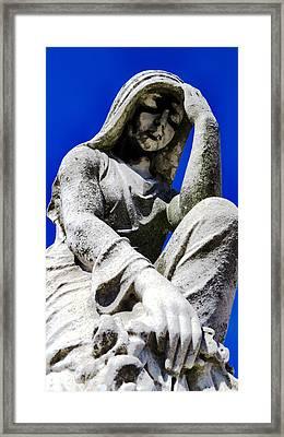 Guardian Framed Print by Art Dingo