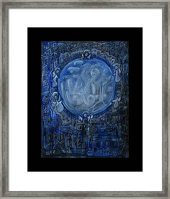 Guardians Of Dreams - Traumwaechter Framed Print by Mimulux patricia no No