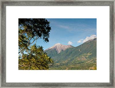 Guatemala, Antigua Framed Print by Michael Defreitas