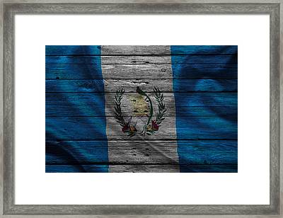 Guatemala Framed Print by Joe Hamilton