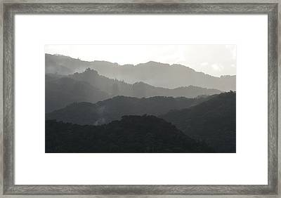 Guilarte Framed Print