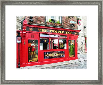 Guinness Is Good For You Framed Print by Mel Steinhauer