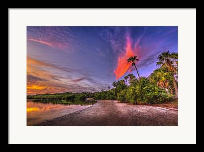 Gulf Breeze Framed Prints