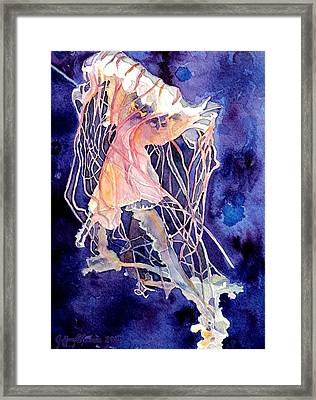 Gulf Coast Jelly Framed Print