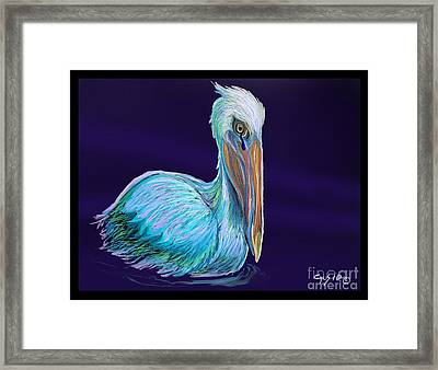 Gulf Coast Survivor Framed Print