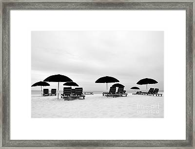 Gulf Shores Alabama Framed Print