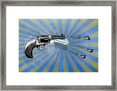 Gun 17 Framed Print