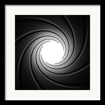 Aperture Framed Prints