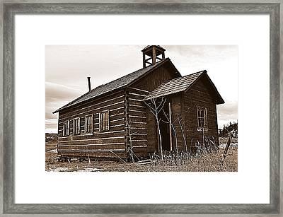 Gunless 003 S Framed Print