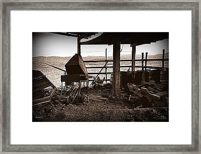 Gunless 004 S Framed Print