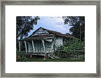 Gus Mitchell II - No.2468h Framed Print