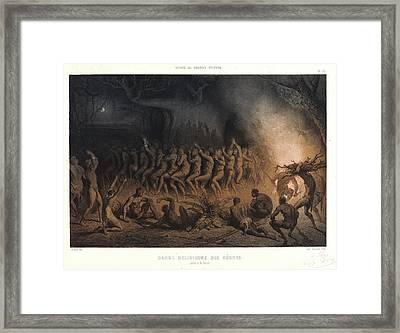Gustave Doré French Framed Print