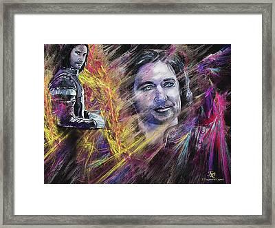 Guy Of G Framed Print