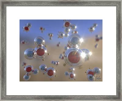 H2O Framed Print
