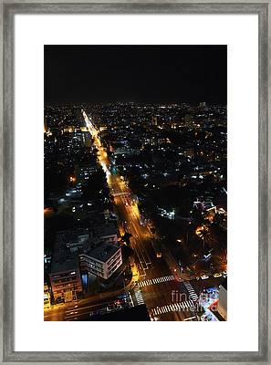 Habana Libre Framed Print