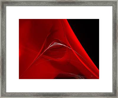 Habemus Papam - Unveiling The White Framed Print