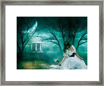 Had Enough Framed Print by Ester  Rogers