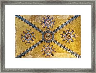 Hagia Sofia Interior 03 Framed Print
