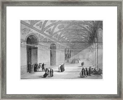Hagia Sohpia, 1852 Framed Print by Granger