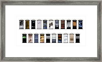 Haiga Collection Framed Print