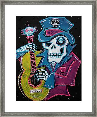 Haiti's Day Of The Dead Framed Print by Laura Barbosa