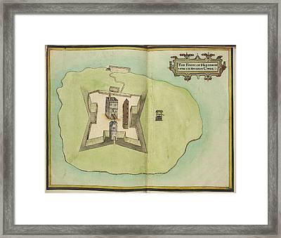 Haleboline Fort Cork Framed Print