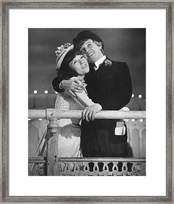 Half A Sixpence  Framed Print by Silver Screen